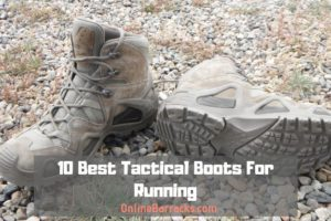 Best Tactical Boots For Running
