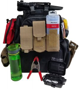 Case Club molle system
