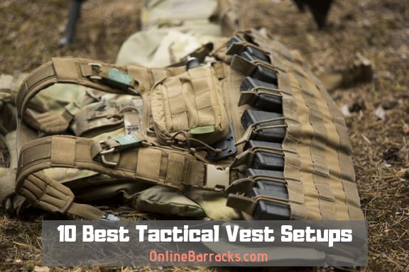 Best Tactical Vest Setups