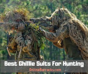 Best Ghillie Suits For Hunting