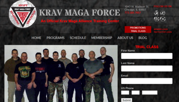 krav maga force