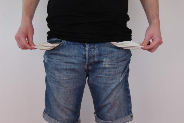 trouser pockets