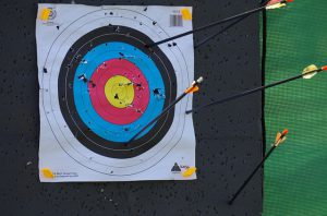 How accurate are crossbows