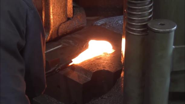 tomahawk forging