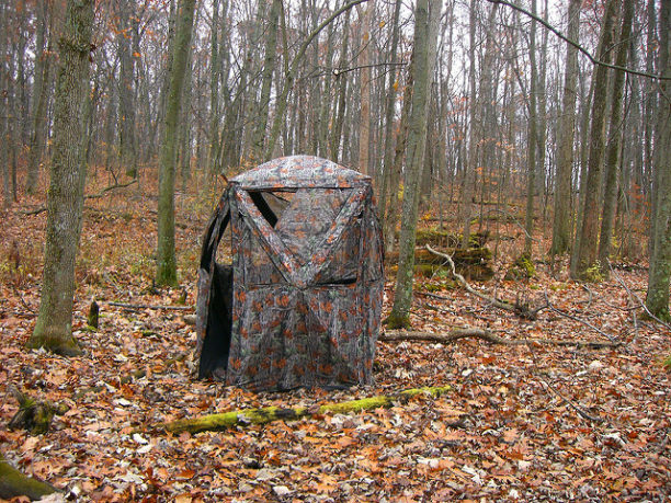 Ultimate Hunting Blind