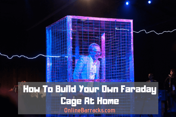 Build your own Faraday Cage