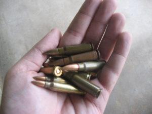 7.62×39mm round