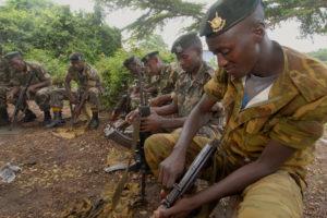Ugandan Civil war