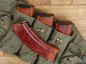 bakelite AK 47 magazines