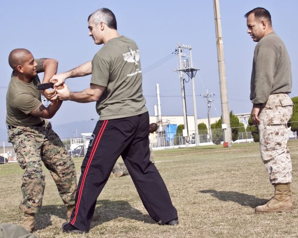 How krav maga is used today
