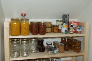 Food survival pantry
