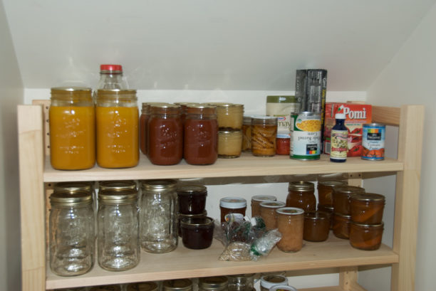 Food survival pantry