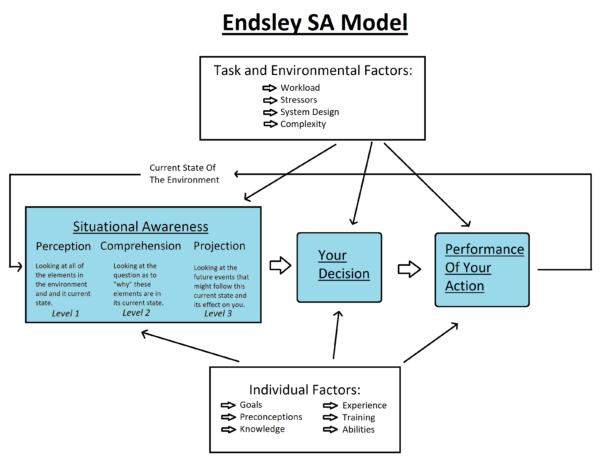 Endsleys Model