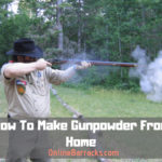 How To Make Gunpowder From Home