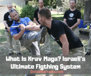 What is krav maga and its history