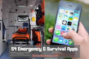 best emergency and survival apps