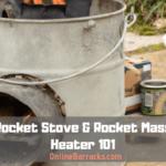 Rocket Stove & Rocket Mass Heater