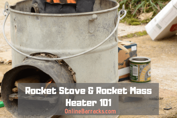 Rocket Stove & Rocket Mass Heater