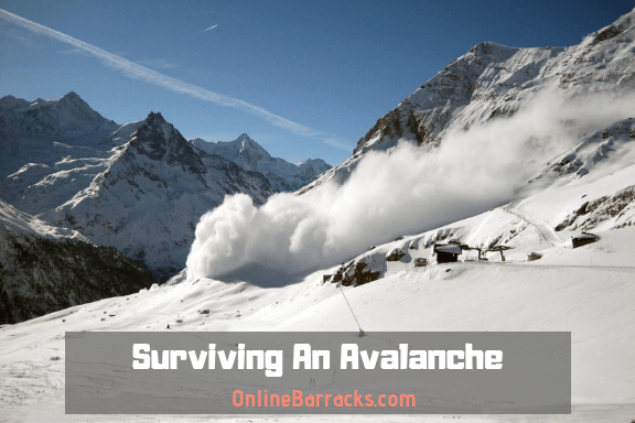 Surviving An Avalanche
