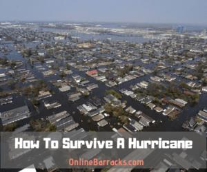 survive hurricane