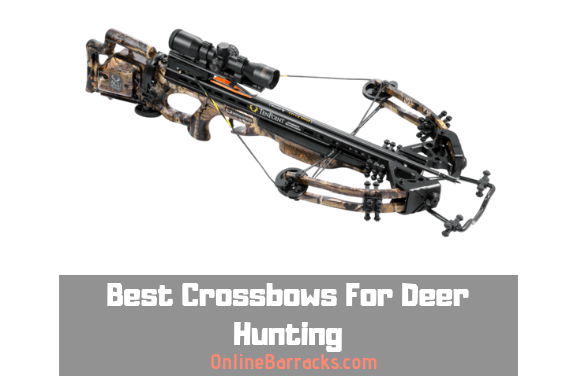 10 Best Crossbows For Deer Hunting [Ultimate Guide]