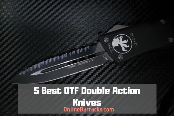 Best OTF Double Action Knives