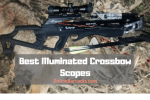 Illuminated Crossbow Scopes