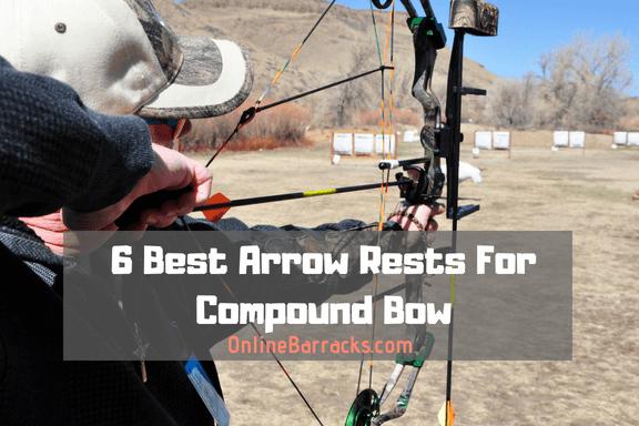 Compound Bow Arrow Rest