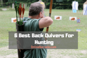 best back quiver for hunting