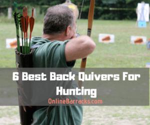 best back quiver for hunting