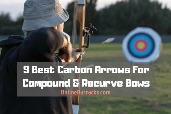 best carbon arrows for compound and recurve bow