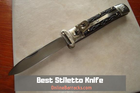 best stiletto knife
