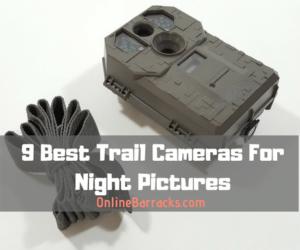 best trail camera for night pictures