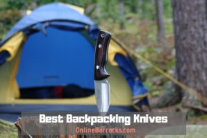 Best Backpacking Knives