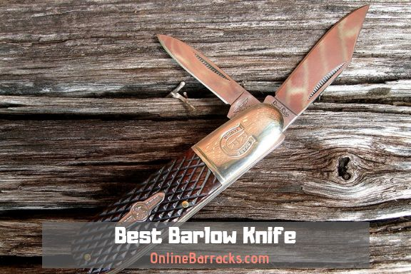 Best Barlow knife for EDC