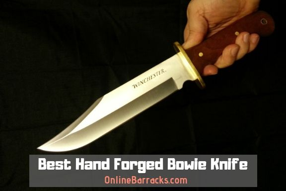 Best Hand Forged Bowie Knife