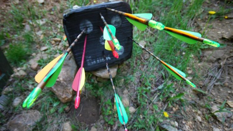 how accurate are recurve arrows?